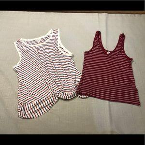 Tank top bundle new BP clothing Nordstrom